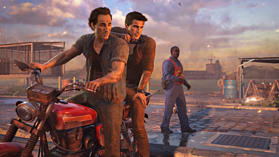 Uncharted 4: A Thief's End screen shot 9