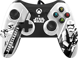Official Licensed Star Wars Episode 7 Stormtrooper Controller Microsoft XBox One XBOX ONE
