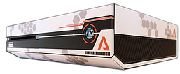 Xbox One Skin EXCLUSIVE TITANFALL Armour Variant Skin XBOX ONE