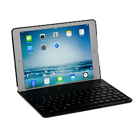iPad Air Clamshell Keyboard Case in Black Tablet