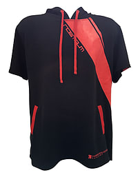 Mirrors Edge Male Hooded T-shirt - X-Large XL