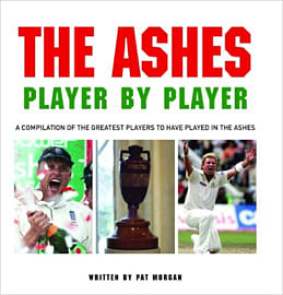 Ashes Player By Player - All Books