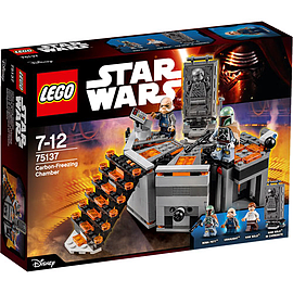 LEGO Star Wars Carbon-Freezing Chamber Blocks and Bricks