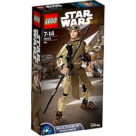 LEGO Star Wars Rey Action Figure Blocks and Bricks