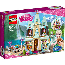 LEGO Disney Princess Arendelle Castle Celebration Blocks and Bricks