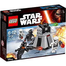 LEGO Star Wars First Order Battle Pack 75132 Blocks and Bricks