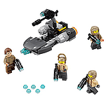 LEGO Star Wars Resistance Trooper Battle Pack 75131 screen shot 1