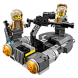 LEGO Star Wars Resistance Trooper Battle Pack 75131 screen shot 2