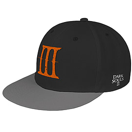 Dark Souls 3 Snapback Cap Clothing