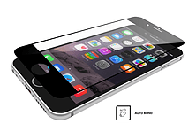 VitriFender Silicon Edge For iPhone 6/6S Clear screen shot 3