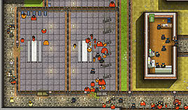 Prison Architect screen shot 1