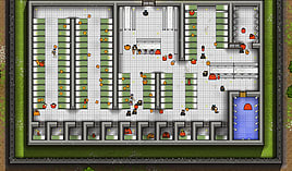 Prison Architect screen shot 4