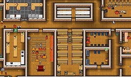Prison Architect screen shot 7