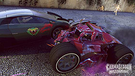 Carmageddon Max Damage screen shot 5