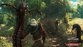 The Witcher 3: Wild Hunt Blood and Wine screen shot 2