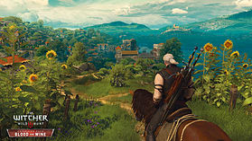 The Witcher 3: Wild Hunt Blood and Wine screen shot 4