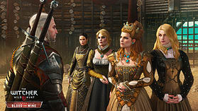 The Witcher 3: Wild Hunt Blood and Wine screen shot 5