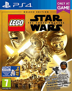 LEGO Star Wars: The Force Awakens Deluxe Edition PlayStation 4