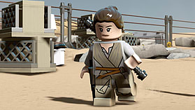 LEGO Star Wars: The Force Awakens Deluxe Edition screen shot 2