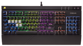 Corsair STRAFE RGB MX SILENT Mechanical Gaming Keyboard screen shot 13