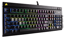 Corsair STRAFE RGB MX SILENT Mechanical Gaming Keyboard screen shot 7
