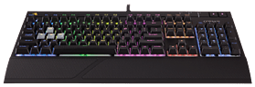Corsair STRAFE RGB MX SILENT Mechanical Gaming Keyboard screen shot 9