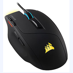 Corsair Gaming Sabre Optical RGB Gaming Mouse - Black PC