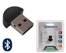 Nordax - Bluetooth USB Dongle Multi Format and Universal