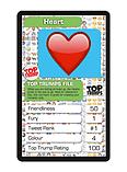 Top Trumps - Top 30 Emotis Card Game screen shot 1