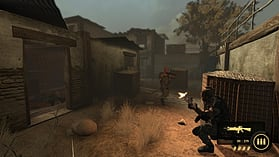 Global Ops: Commando Libya screen shot 2