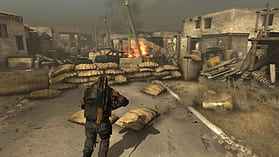 Global Ops: Commando Libya screen shot 3