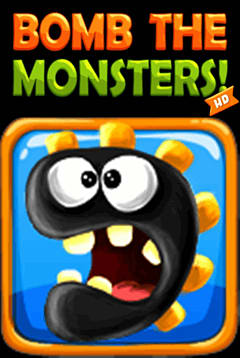 Bomb The Monsters PC Downloads Cover Art