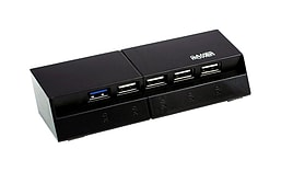 Logic3 GamesPower 5 Port USB Hub for PS4 screen shot 1