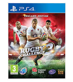 Rugby Challenge 3 PlayStation 4