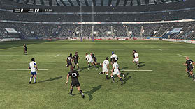 Rugby Challenge 3 screen shot 4