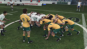 Rugby Challenge 3 screen shot 2