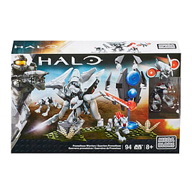 Mega Bloks Halo Promethean Warriors Blocks and Bricks