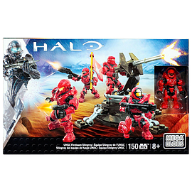 Mega Bloks Halo UNSC Fire Team Stingray Blocks and Bricks