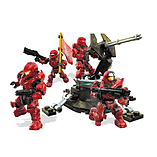 Mega Bloks Halo UNSC Fire Team Stingray screen shot 2