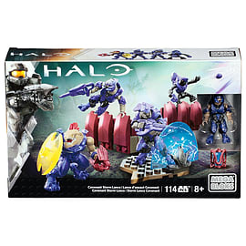 Mega Bloks Halo Covenant Team Storm Lance Blocks and Bricks