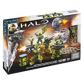 Mega Bloks Halo UNSC Fireteam Taurus Blocks and Bricks