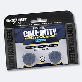 KontrolFreek FPS Freek Call of Duty S.C.A.R. Accessories Cover Art