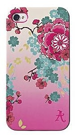 Accessorize Case for iPhone 4/4S - Pink Floral Mobile phones