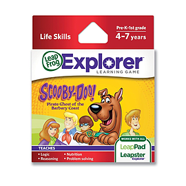 LeapPad & Leapster Explorer GS Scooby Doo Tablet