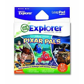 LeapPad & Leapster Explorer GS Pixar Pals - New (Other) Tablet