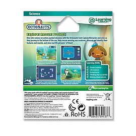 LeapPad & Leapster Explorer GS Octonauts Tablet