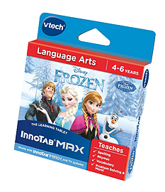VTech Frozen Innotab TV Electronic Toy Tablet
