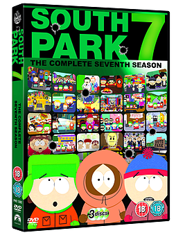 South Park: Season 7 (3 Discs) (DVD) DVD