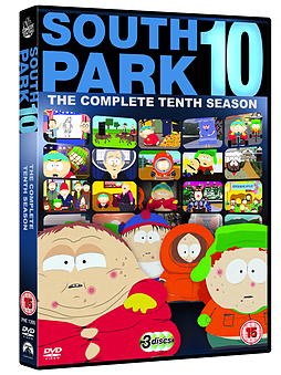South Park: Season 10 (3 Discs) (DVD) DVD