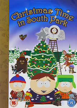 Christmas Time In South Park (DVD) DVD